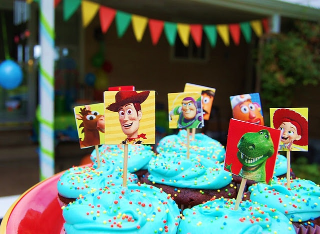 Buzz & Woody Party