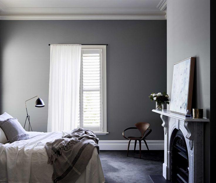 Timeless Grey Sn4g4 Dulux Colour Shop Grey Bedroom Paint Grey Interior Design Grey Bedroom Colors Bedroom paint ideas dulux