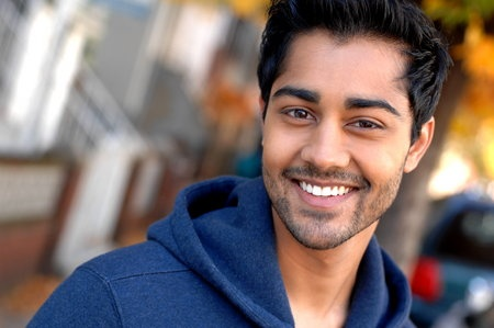 yeah, indians are just my weakness. Manish Dayal.