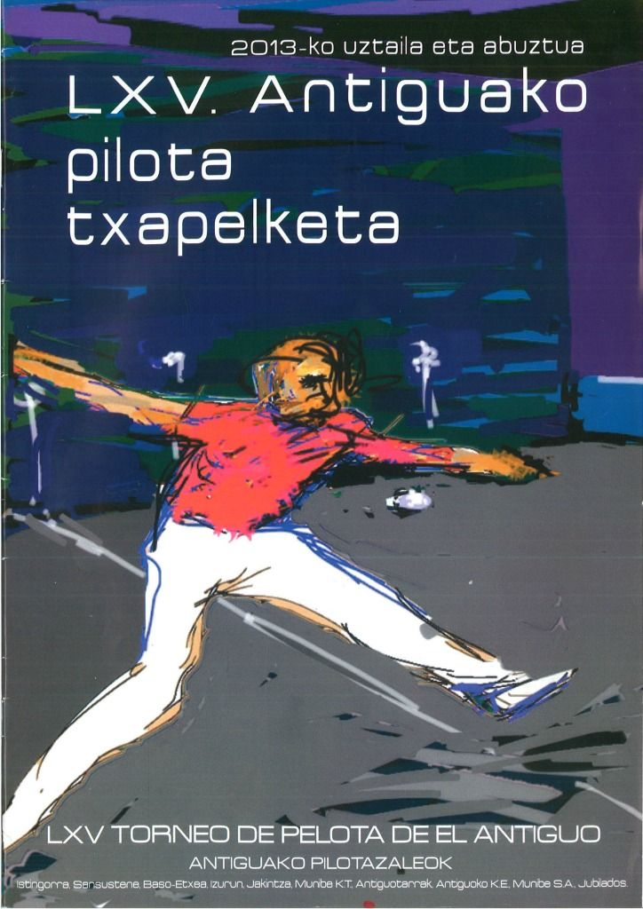 ANTIGUAKO PILOTA TXAPELKETA