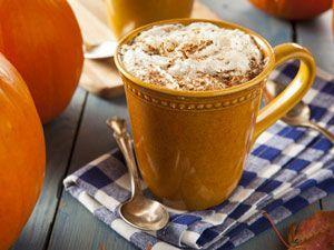 Pumpkin Spice Latte selber machen   eatsmarter.de
