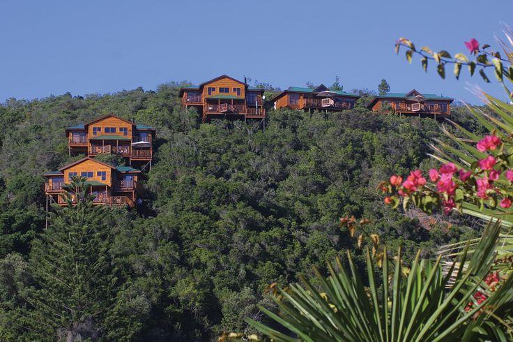 Boardwalk Lodge cottages