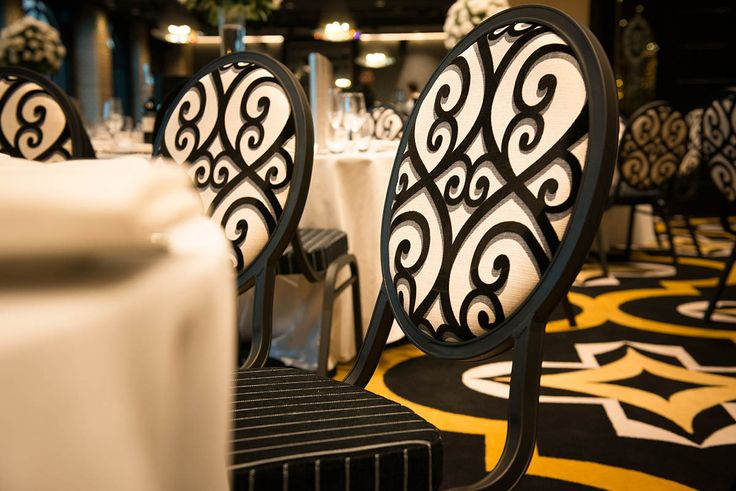 A fantastic new addition to our Doltone House Hyde Park venue! Our stunning new chairs. What are your thoughts?