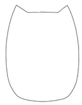 molde almofada de coruja - Pesquisa Google