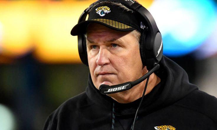 """Jaguars Marrone gets """"secret game plan"""" for Patriots game Sunday"""