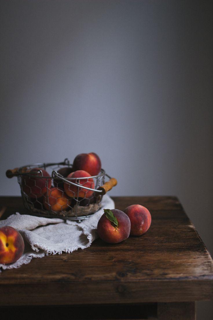 Peach Jam by Tanya Balyanitsa (more seasonal recipes on Honeytanie.com)