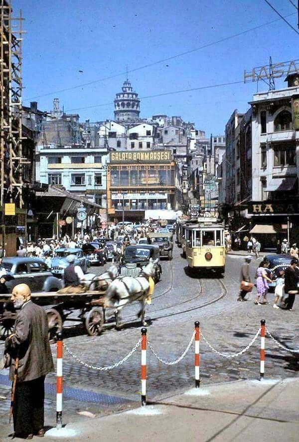 Istanbul  1948