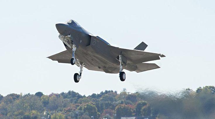 200thF-35 Lightening delivered