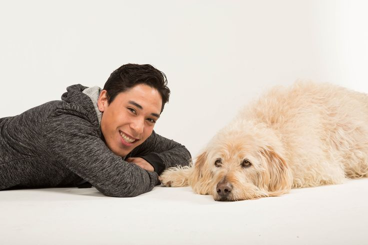 "Andre Millan, son of ""Dog Whisperer"" Cesar Millan, dishes about his brand-new talk show for animals."