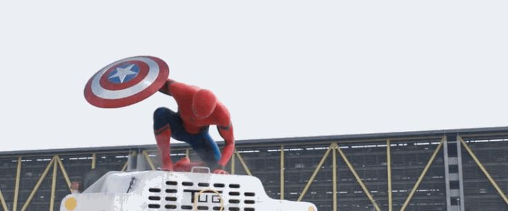 The Final Badass Civil War Trailer, Starring Your Spectacular New Spider-Man