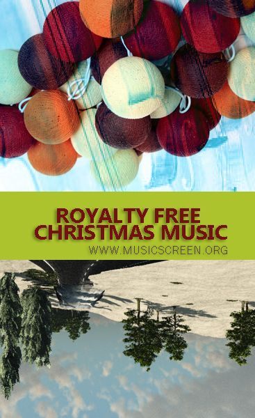 Royalty free Christmas music can be downloaded in this address: http://www.musicscreen.org/royalty-free-christmas-music.php Traditional carol and original arrangement of the most famous Christmas music. The music can be used in videos, on-hold music and other audiovisual productions. Use it for free for non profit projects.