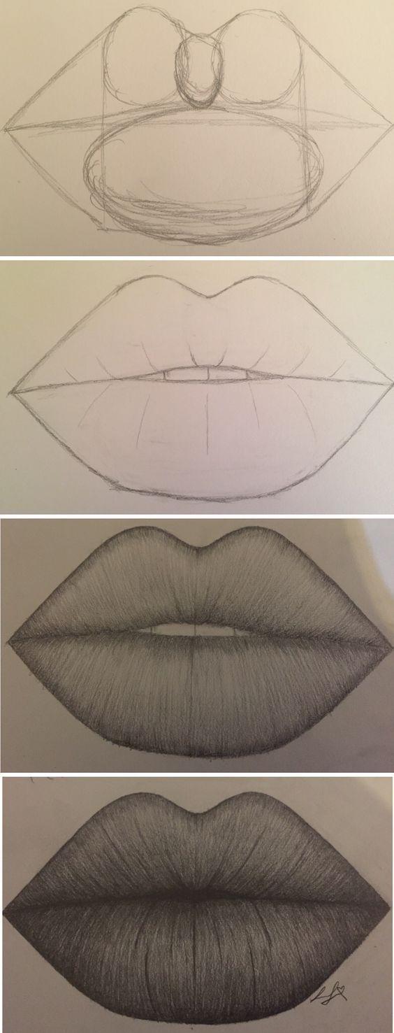 cómo dibujar los labios no arruines por favor cómo dibujar los labios no arruines por favor …