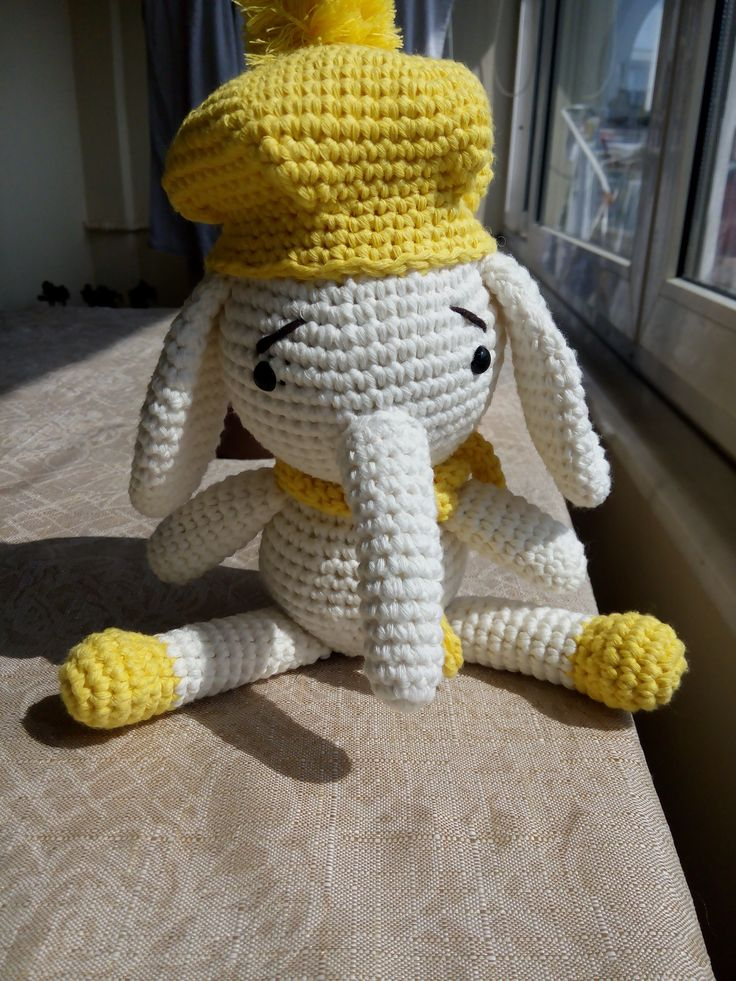 amigurumi, örgü oyuncak, pattern, crochet, tığişi, elephant, fil