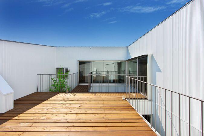 岡山のデザイン注文住宅、デザインリフォームの建築設計事務所 form0 の代表作画像