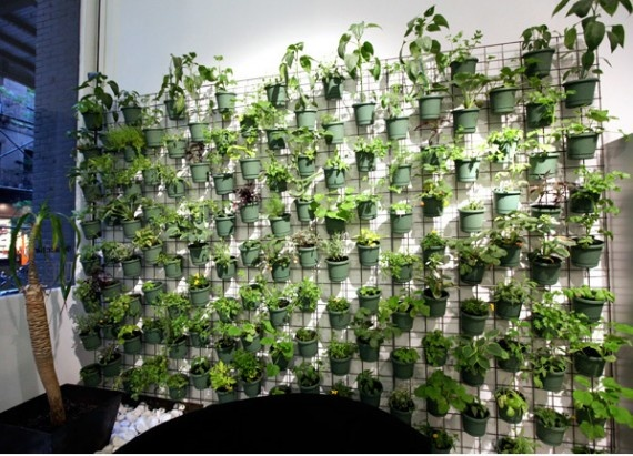 Exceptionnel Beautiful Vertical Wall Gardens