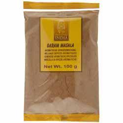 Garam Masala - Spices of India