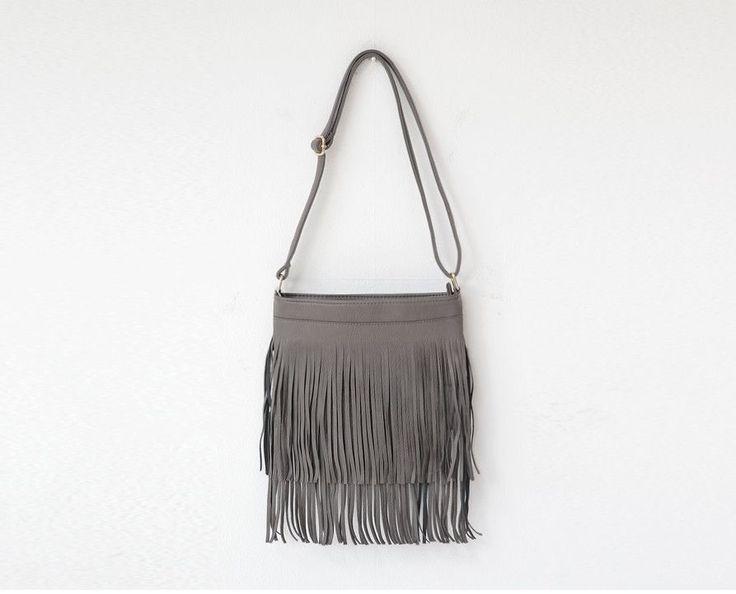 Urban Bohemian Fringe Bag