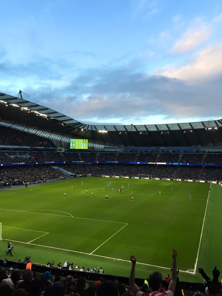 Manchester City Football Club in London, Greater London