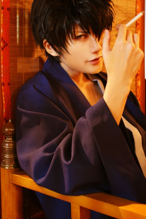 Gintama cosplay