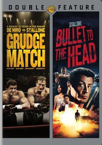 Grudge Match/Bullet to the Head [2 Discs] [DVD]