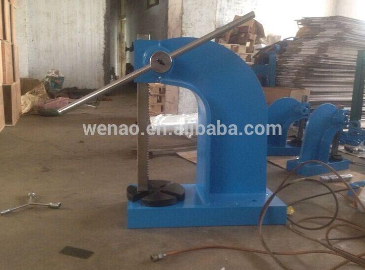 5T Hand press machine, Small punching machine, Hand press