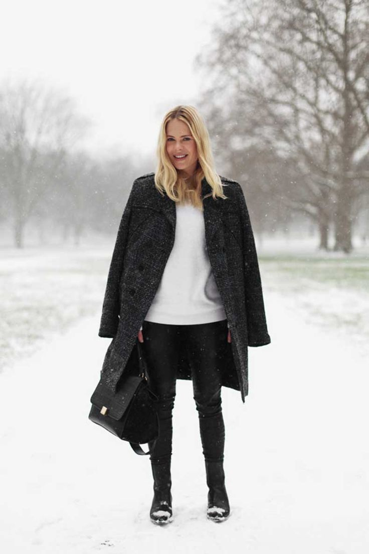 40+ Stunning Winter Outfit Inspirations For Women To Look Elegant And Graceful – Page 4 – Style O Check