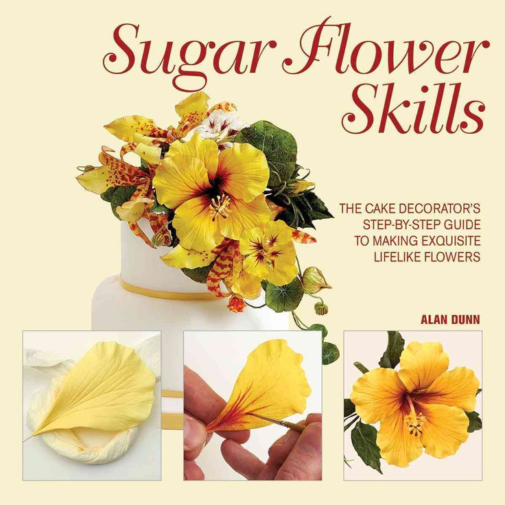 Sugar Flower Skills (Hardcover) - Overstock™ Shopping - Great Deals on General Cooking