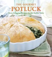 Cover image for The gourmet potluck :