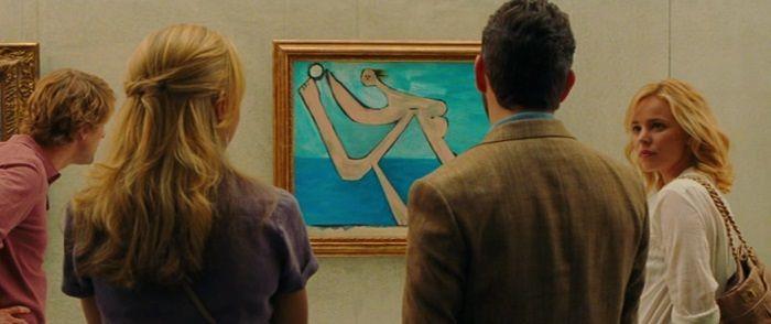 Pablo Picasso,Bather in Midnight in Paris