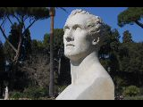 #statue seen in villa borghese