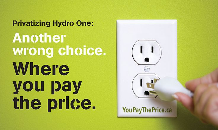 The Liberals' Hydro One sell-off: Ontario families will pay the cost for privatization