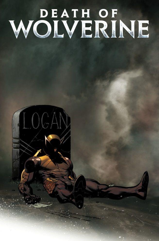 Death Of Wolverine #1 Mortal Variant Cover Revealed | Comicbook.com