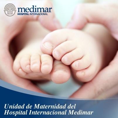 Imágenes relativas a nuestra Unidad de Maternidad y Pediatría.