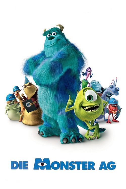 Watch->> Monsters, Inc. 2001 Full - Movie Online