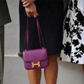 Hermès : les sacs Birkin, Kelly et Constance.