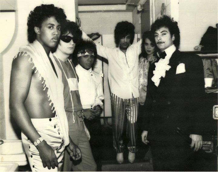 Prince  The Revolution
