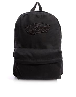 Vans Realm Backpack would be good for my trip as carry on