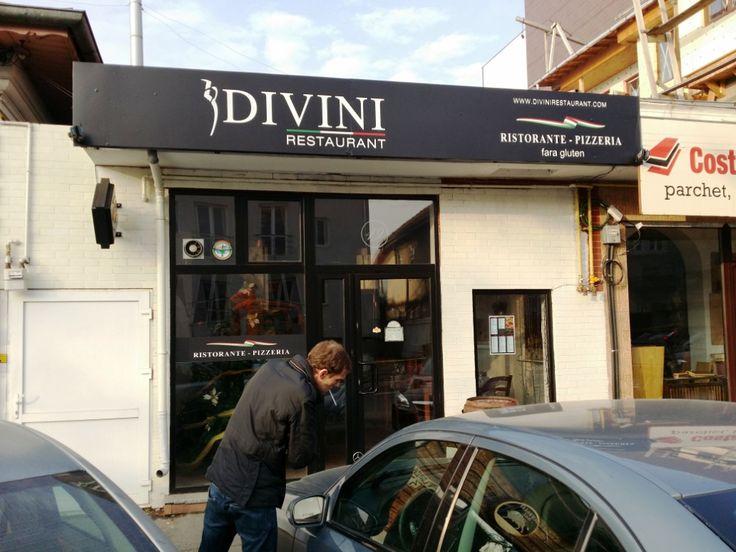 Ristorante pizzeria Divini - fara gluten | Restograf - Restaurante Bucuresti - Topul Restaurantelor din Bucuresti