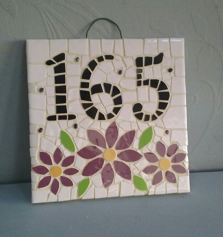 25x25 cm House Number
