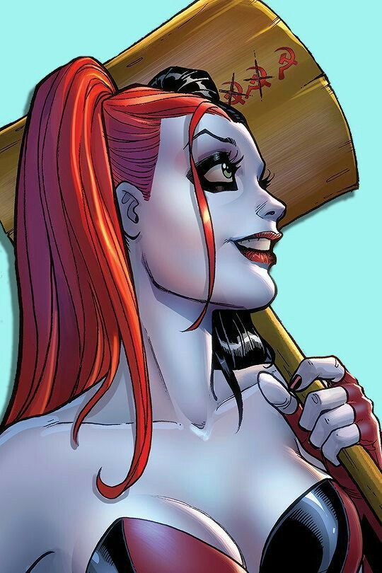 Harley Queen #DC DC comics