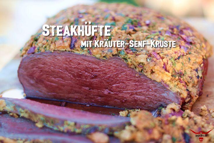 Wer einmal einen schnellen und leckeren Rinderbraten auf dem Grill zubereiten möchte, dem kann ich nur die Steakhüfte mit Kräuter-Senf Kruste empfehlen. Steakhüfte ist naturgemäß ein sehr mageres F…