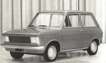 Autobianchi A112 model