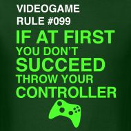 Videogame Rules: timeless advice from an old school gamer.