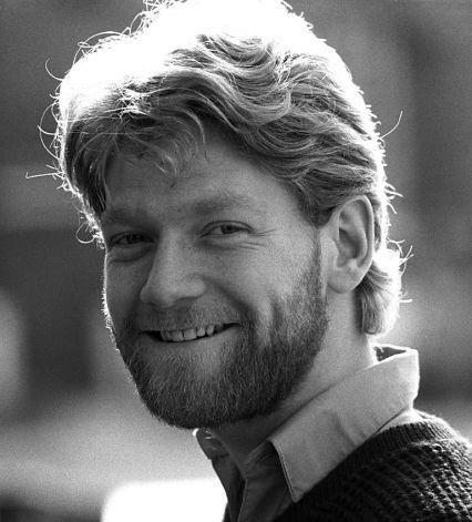 Kenneth Branagh, Oct. 18, 1983, age 22. Photo: Graham Morris / SF