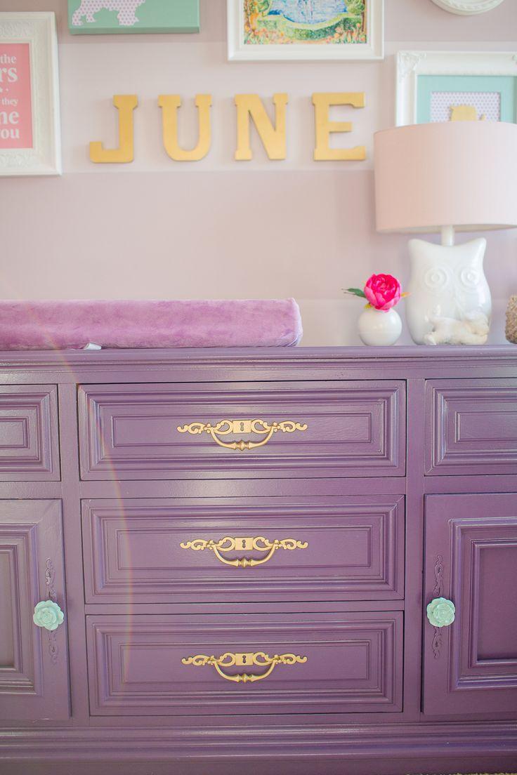 Best 25+ Purple nursery themes ideas on Pinterest | Baby girl ...