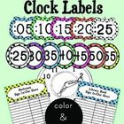 Teach your class how to convert analog clock to digital with these classroom clock numbers! We've also included two sign out sheets (one for bathro...