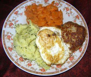 W Mojej Kuchni Lubię.. : pyszne mielone kotlety na obiad z ziemniakami z cz...
