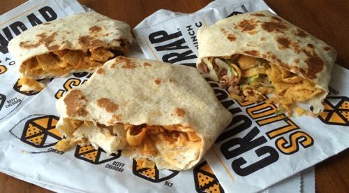 Review: New Crunchwrap Sliders from Taco Bell