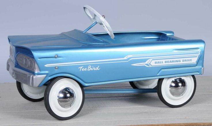 Pressed Steel Murray T-Bird Pedal Car.