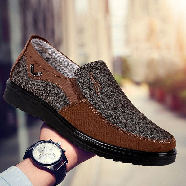 f21e4c1b85 Men Large Size Old Beijing Style Casual Cloth Shoes - NewChic
